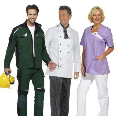 Berufsbekleidung & Arbeitskleidung