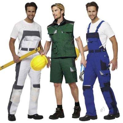 Berufsbekleidung Handwerk und Industrie