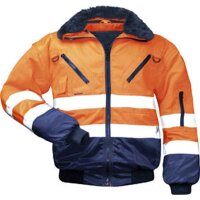 Warnschutz Pilotenjacke Norway 4 in 1 Erik 23649