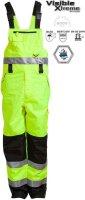 ELKA Warnschutz  Wetterschutz Latzhose  EN471 Reflex -...