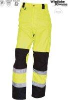 ELKA Warnschutz  Wetterschutz Bundhose  EN471 Reflex -...