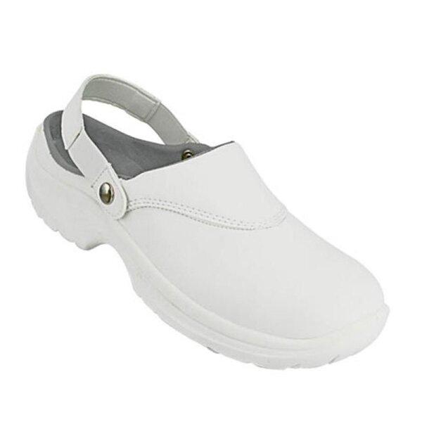 AWC Sicherheitsschuhe SB Sandale mit Schutzkappe