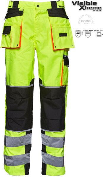 ELKA Warnschutz Bundhose Visible Xtreme 082404R