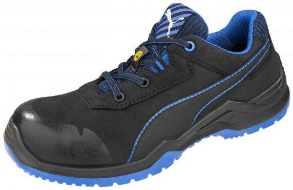 Puma Sicherheitsschuhe Argon Blue Low S3 ESD SRC