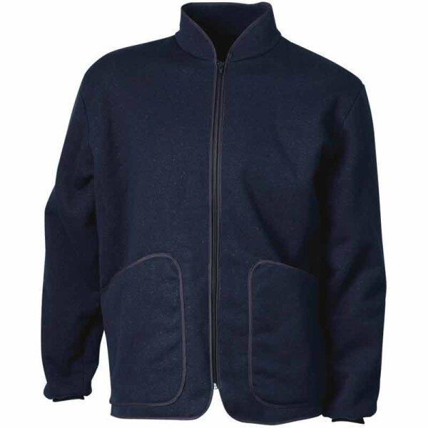 3635 PLANAM Shape Damen Jacke blau grau Wetterschutz Jacke  Arbeitsjacke 3 in 1