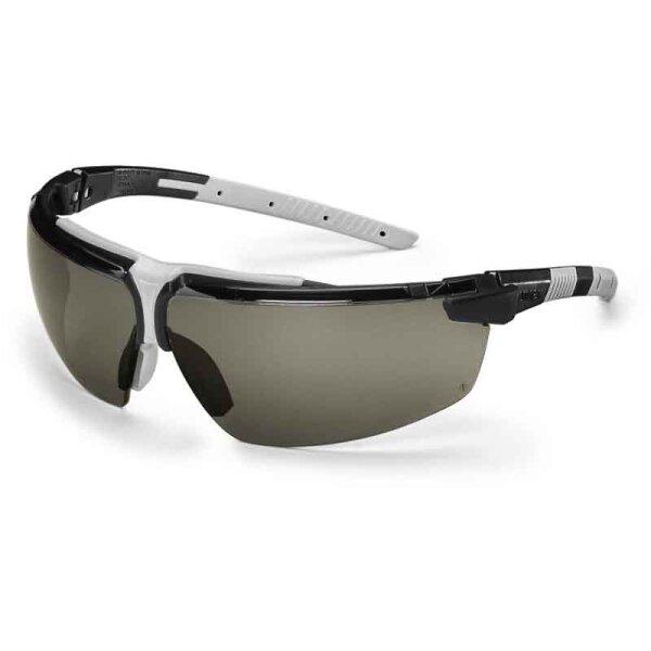 uvex Arbeitsschutzbrille i-3 9190281 schwarz