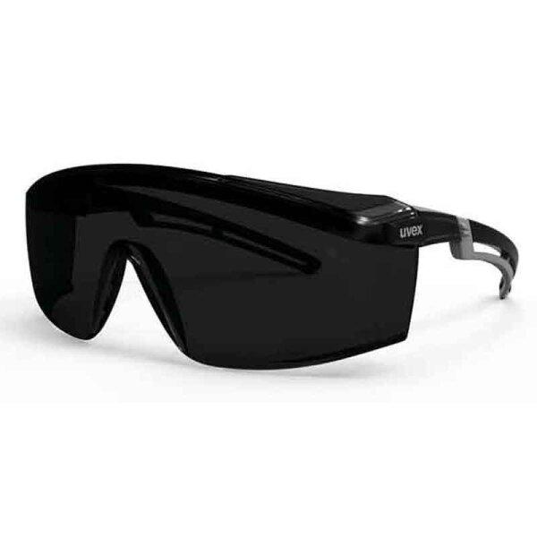 uvex Arbeitsschutzbrille astrospec 2.0 schwarz/grau