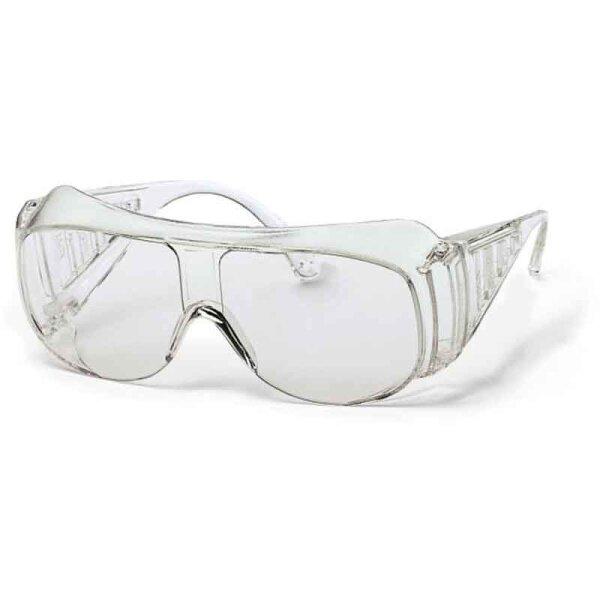 uvex Schutzbrille für Brillenträger 9161005