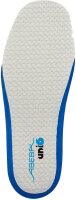 ABEBA auswechselbare Einlegesohle, blau 3576