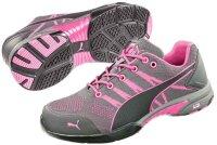 Puma Sicherheitsschuhe Celerity Knit Pink Wns Low S1 HRO SRC