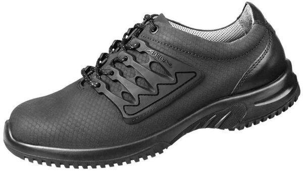 ABEBA Sicherheitsschuhe uni6 Halbschuh schwarz 1765 S3 Arbeitsschuhe Schuhe