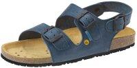 ABEBA Sandale blau ESD 4096 OB