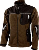 Albatros Fleece/Softshelljacke EXPLORER BRN 26.457.0
