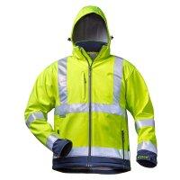 Elysee® Warnschutz Softshell Jacke LIAM 22732