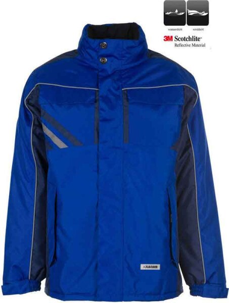 PLANAM Highline Winterjacke - wind & wasserdicht