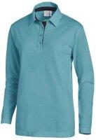 Leiber Polo-Shirt langarm für Damen und Herren 08/2638