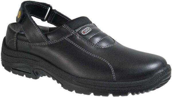 JALAS Sandale 5002 MENU BLACK O1 SRC ESD