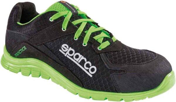 SPARCO Sicherheitsschuhe Verde Practice S1P green