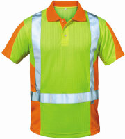 Warnschutz Polo-Shirt ZWOLLE - elysee