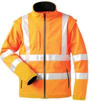 Warnschutz Softshell Jacke TYLER - elysee