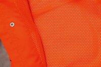 Warnschutz Regenjacke Nils orange - Safestyle
