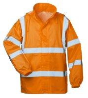 Warnschutz Regen-Jacke mit Kapuze HAUKE SAFESTYLE
