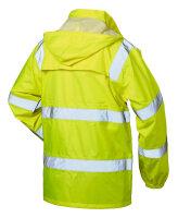 Warnschutz Regen-Jacke mit Kapuze ONNO SAFESTYLE
