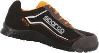 SPARCO S3 Sicherheitsschuh Nitro S3 black orange 7522NRGR