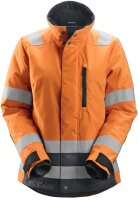 Snickers AllroundWork Damen High-Vis 37.5 isolierte...