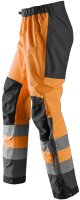 Snickers Warnschutzhose AllroundWork High-Vis WP Shell 6530