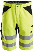 Snickers Warnschutz Shorts LiteWork High-Vis 6132