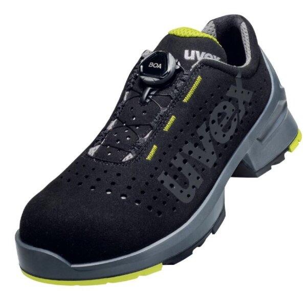 Arbeitsschuhe Sicherheitsschuhe Schuhe Sicherheitssandalen Leder Gr 47