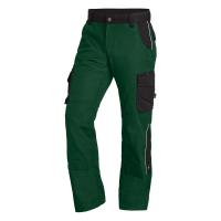 FHB Arbeitshose Bruno 130430 grün-schwarz 54