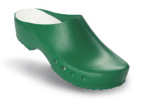 CHIROCLOGS Classic grün OP-Clogs Berufsschuhe