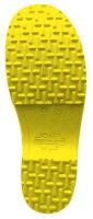 CHIROCLOGS Classic gelb OP-Clogs mit Fersenriemen