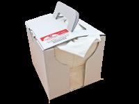 Spenderbox Vliestuch  Poliertuch oder Hygienetuch...