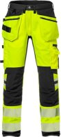 High Vis Handwerkerhose Flexforce Klasse 2