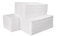 Z-Falthandtücher 2-lagig hochweiß 5000 Blatt