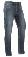 brams Jeans-Hose blau 1.3650R12 mit Taschen, Workwearhose...