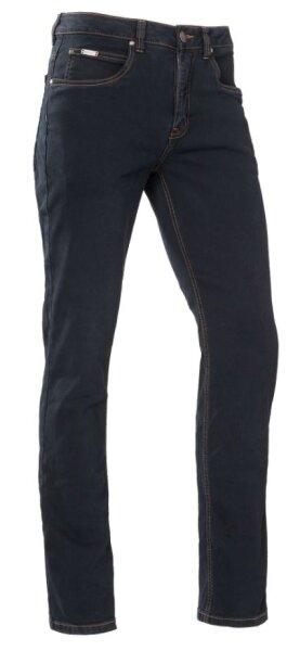 brams Jeans-Hose Herren Danny dark blue 1.3345 C24  ohne Taschen, Workwearhose Berufsjeans denim