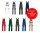 FHB Latzhose 130630 ECKHARD Arbeitshose in 9 verschiedenen Farben