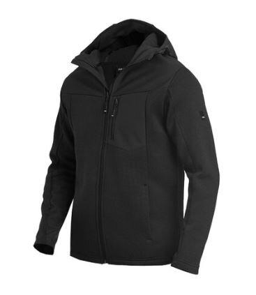 FHB Hybrid-Softshell-Jacke 79900 Maximilian in der Farbe marine oder schwarz schwarz 4XL (XXXXL)