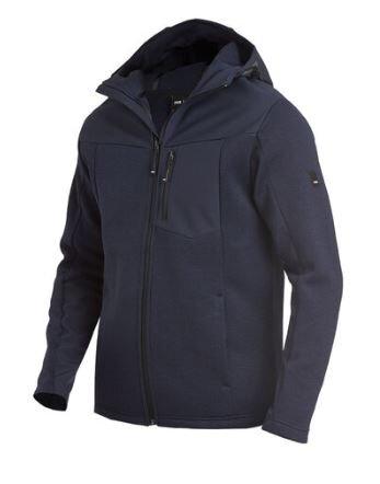 FHB Hybrid-Softshell-Jacke 79900 Maximilian in der Farbe marine oder schwarz marine 5XL (XXXXXL)