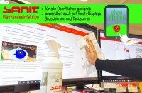 Sanit Oberflächendesinfektion 750ml Sprühflasche zum desinfizieren aller Oberflächen