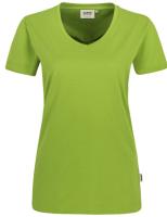 Hakro Damen V-Shirt Mikralinar 181