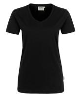 Hakro Damen V-Shirt Mikralinar Pro 182