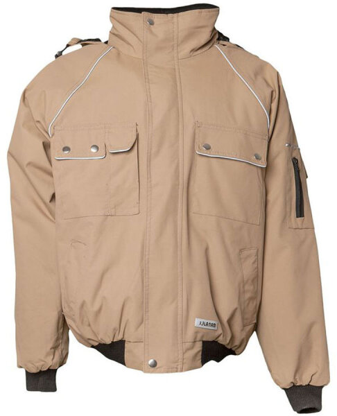 Planam Winter Blouson Winterjacke CANVAS 320