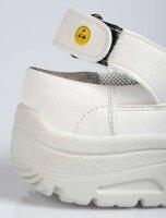 JALAS Schuhe 5012 MENU WHITE O1 SRC ESD