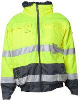 Planam Warnschutz Comfort Jacke