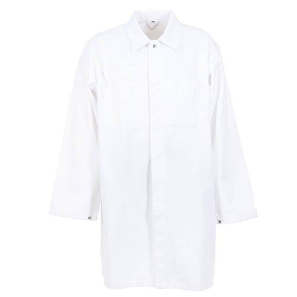 PLANAM FOOD Herren Berufsmantel - der Mantel für mehr Hygiene